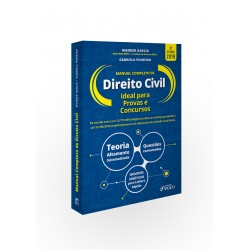 Manual Completo de Direito Civil - 2ª Ed - 2019