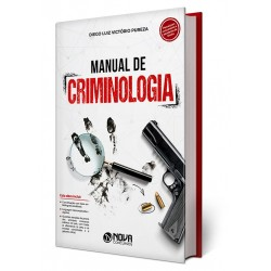 Manual de Criminologia para Concursos