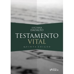 Livro Testamento Vital - 5ª Edição - 2020