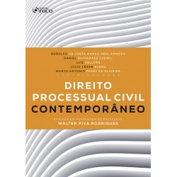 Direito Processual Civil Contemporâneo - 1ª Ed - 2020