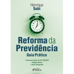 Reforma da Previdência - Gua Prático - 1ª Ed - 2020
