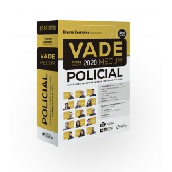 Vade Mecum Policial 2020 - Legislação Selecionada Policiais - 7ª...