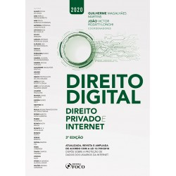 Direito Digital: Direito Privado e Internet - 3ª Edição - 2020